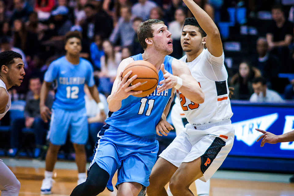 Men's basketball readies for Brown, Yale - Columbia Daily ...