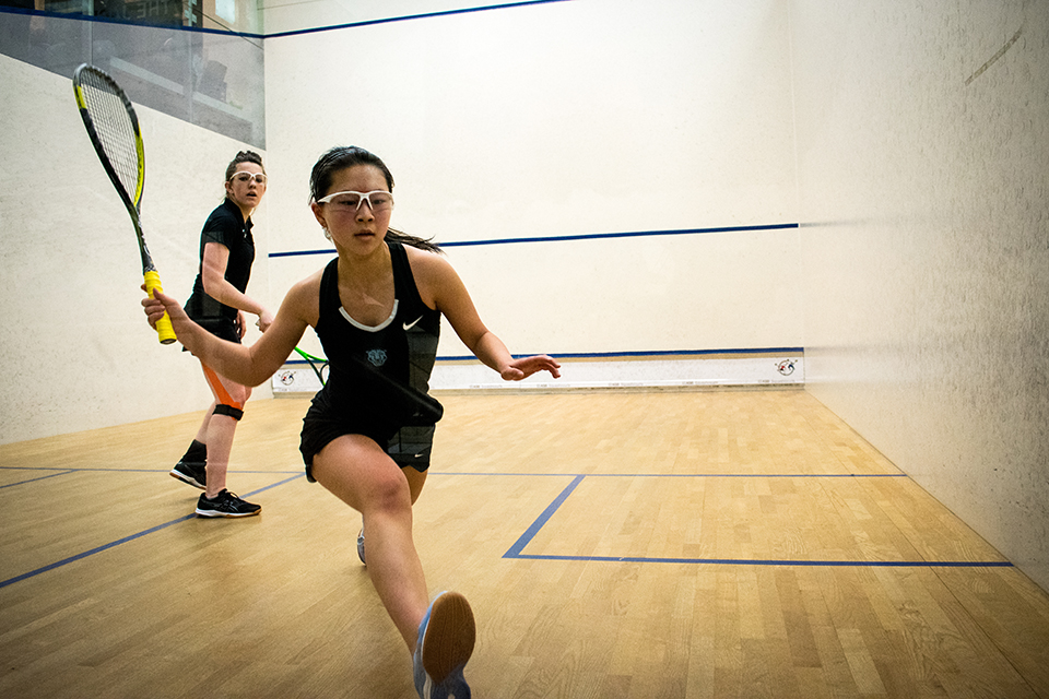 Women's squash falls to Princeton, beats Penn in historic final ...