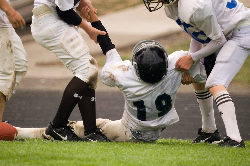 To Prevent Concussions Columbia Researcher Says Youth Football Must