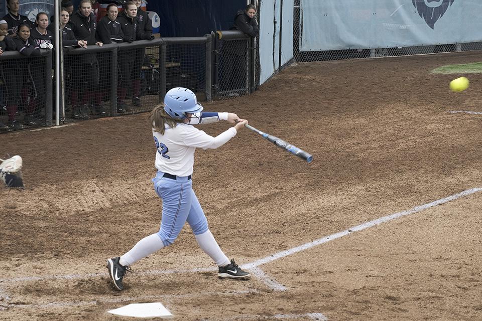 Softball will close out its season against Penn - Columbia