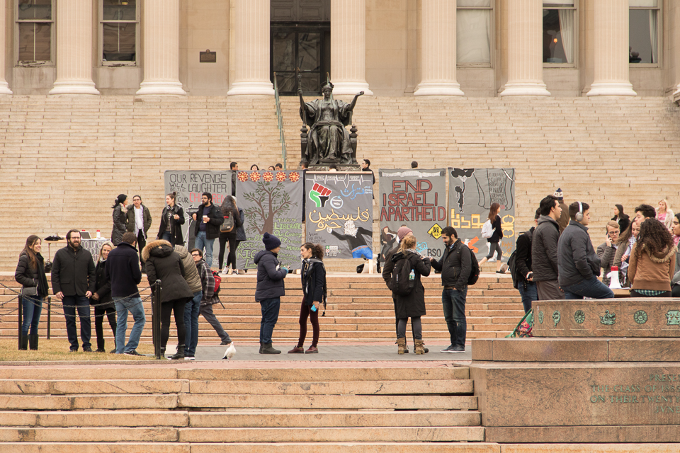 Columbia Queer Alliance sells out for Anti-Semitism