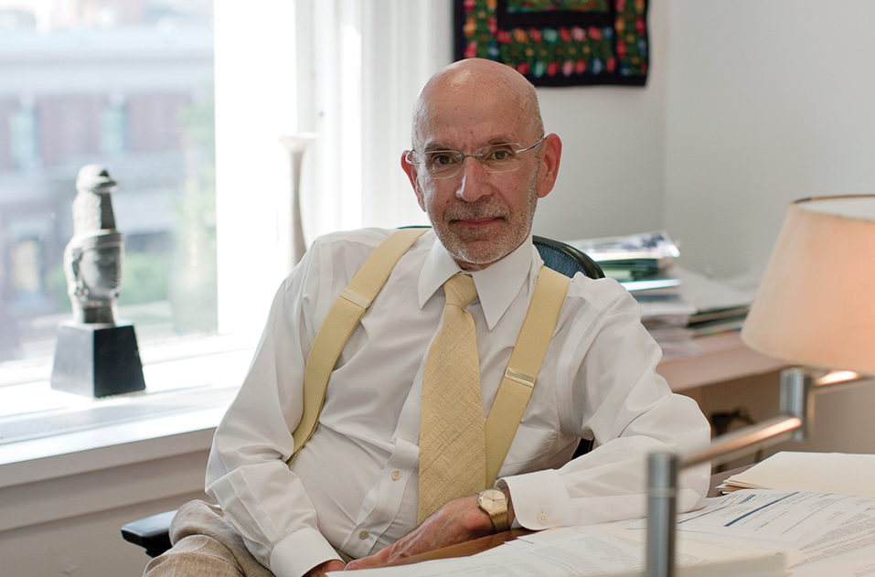 Former GS Dean Peter Awn to receive posthumous Doctor of Letters degree from Columbia