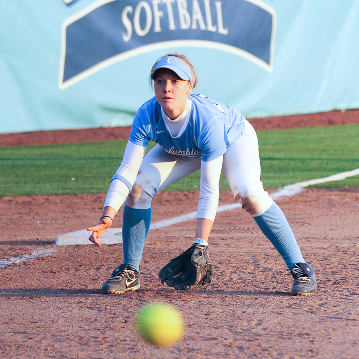 Softball team will host Dartmouth and Harvard, looks to end