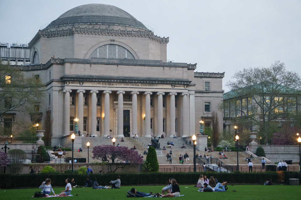 For some of the class of 2023, Columbia was fated  For