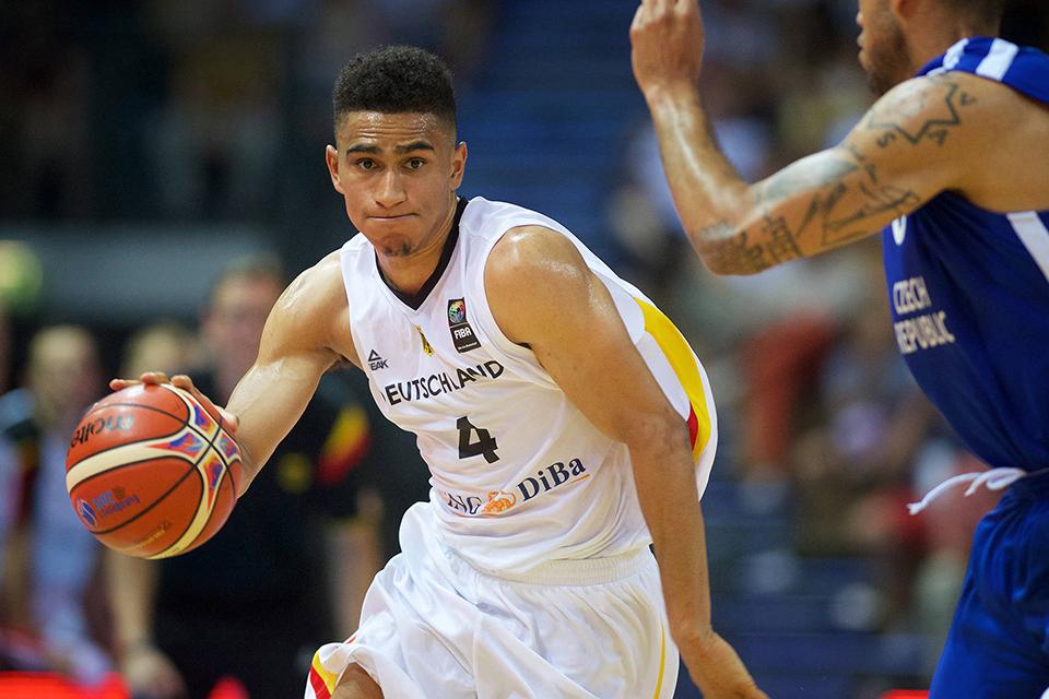 Deutsches Basketball Team