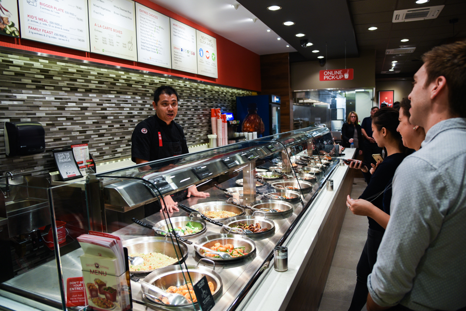 Panda express to open in morningside heights on dec 7 for Fast food open on thanksgiving 2017