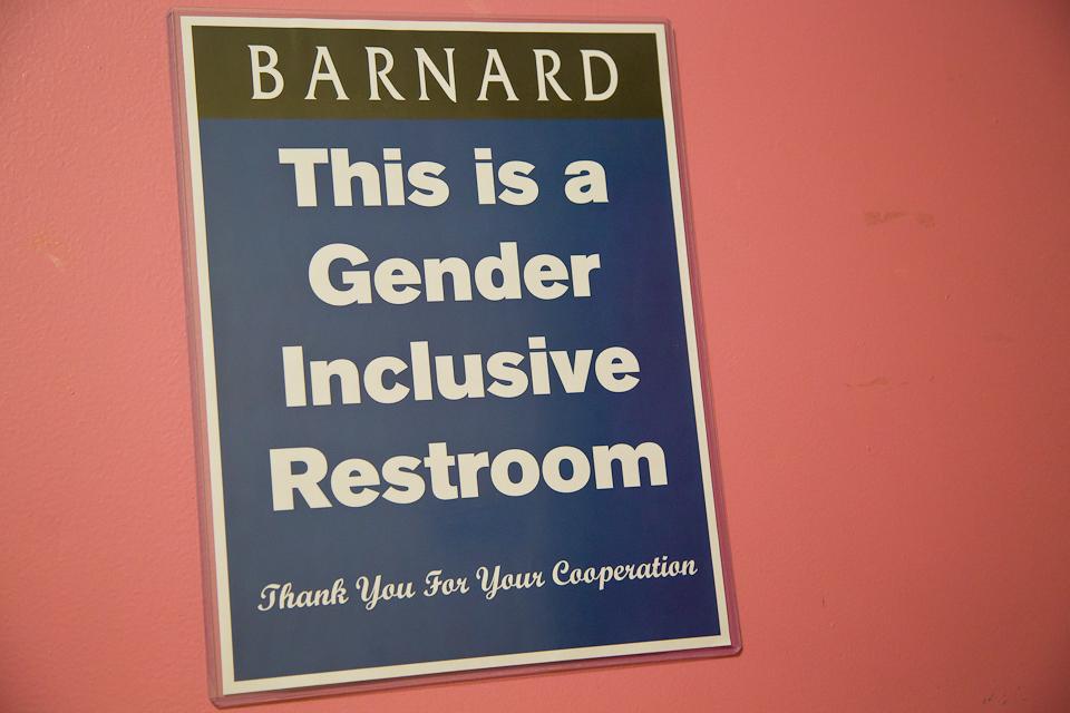 Restroom Signs Go Gender-inclusive